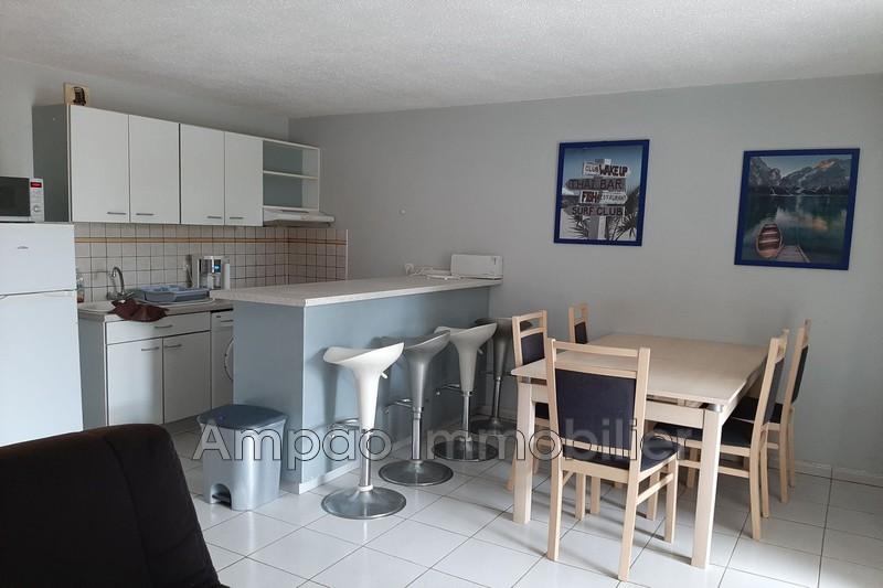 Photo Appartement Canet-en-Roussillon Proche plages,  Location saisonnière appartement  2 pièces   42m²
