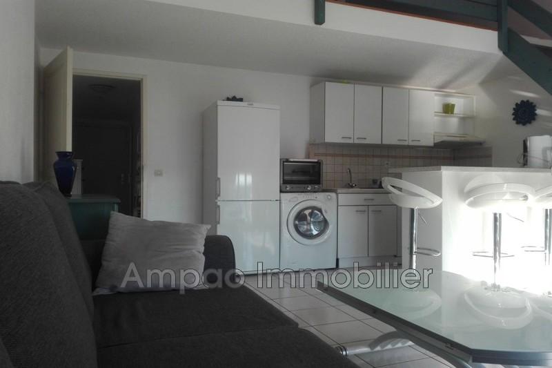 Photo Appartement Canet-en-Roussillon Village,  Location saisonnière appartement  2 pièces   39m²