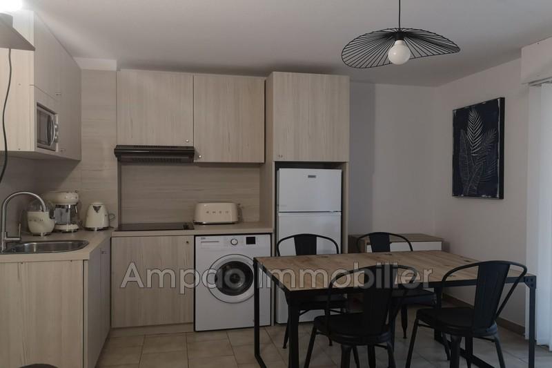 Photo Appartement Canet-en-Roussillon Village,  Location saisonnière appartement  2 pièces   29m²