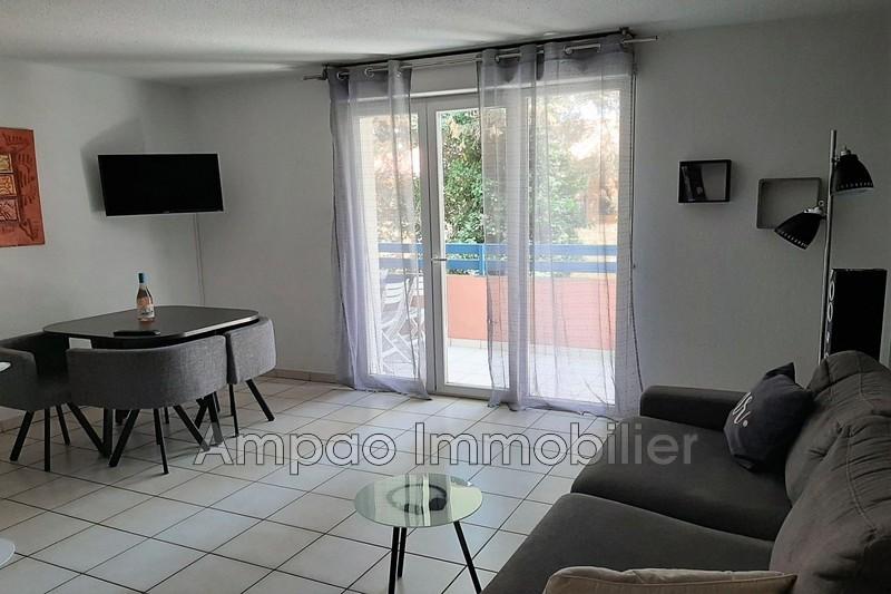 Photo Appartement Canet-en-Roussillon Village,  Location saisonnière appartement  2 pièces   40m²