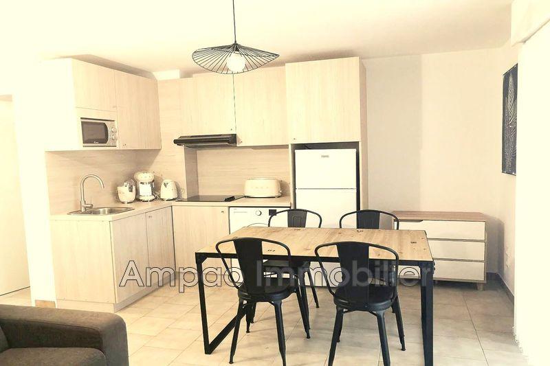 Photo Appartement Canet-en-Roussillon Proche plages,  Location saisonnière appartement  2 pièces   32m²
