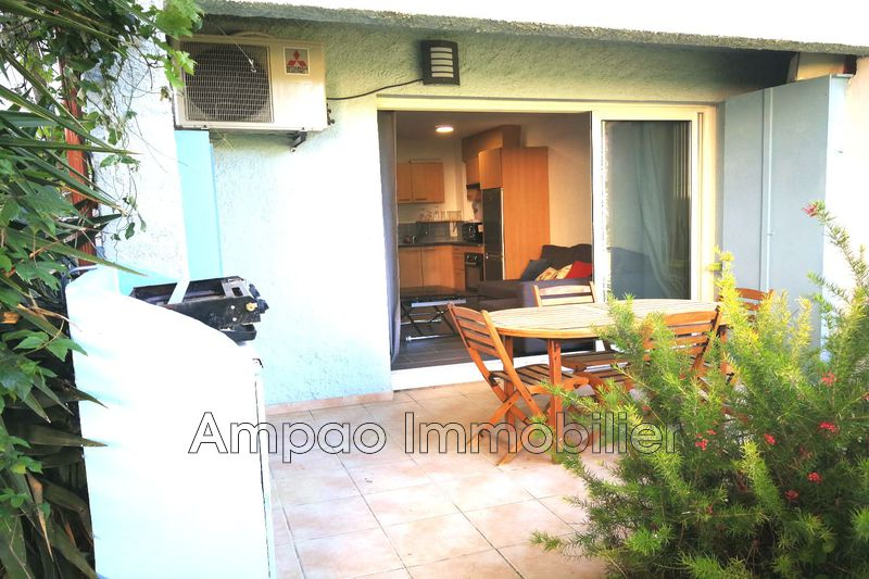 Photo Appartement Canet-en-Roussillon Proche plages,  Location appartement  2 pièces   38m²