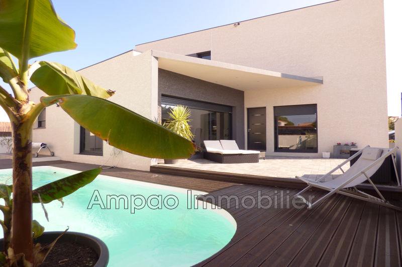 Photo Maison contemporaine Canet-en-Roussillon Proche plages,   achat maison contemporaine  3 chambres   177 m²