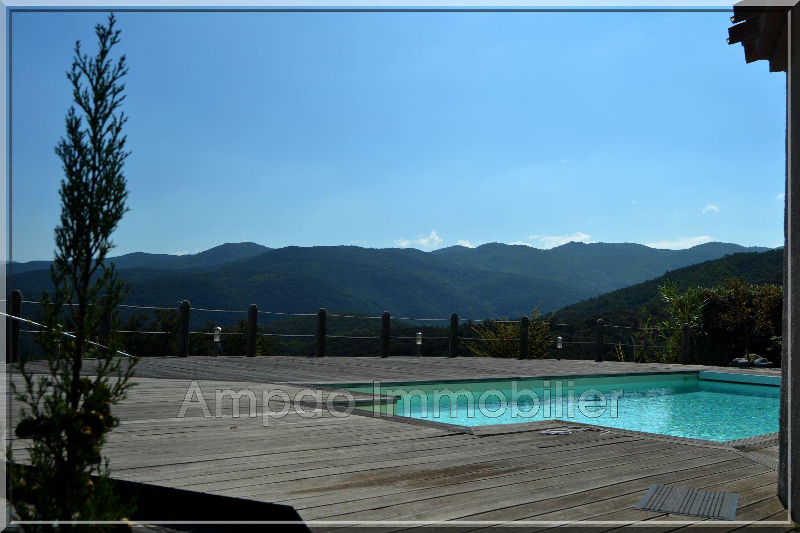 Vente Maison villa provençale Céret 66400 - 789 500 € - Twimmo.com