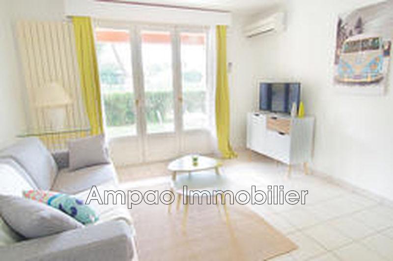 Photo Appartement Canet-en-Roussillon   achat appartement  2 pièces   38m²