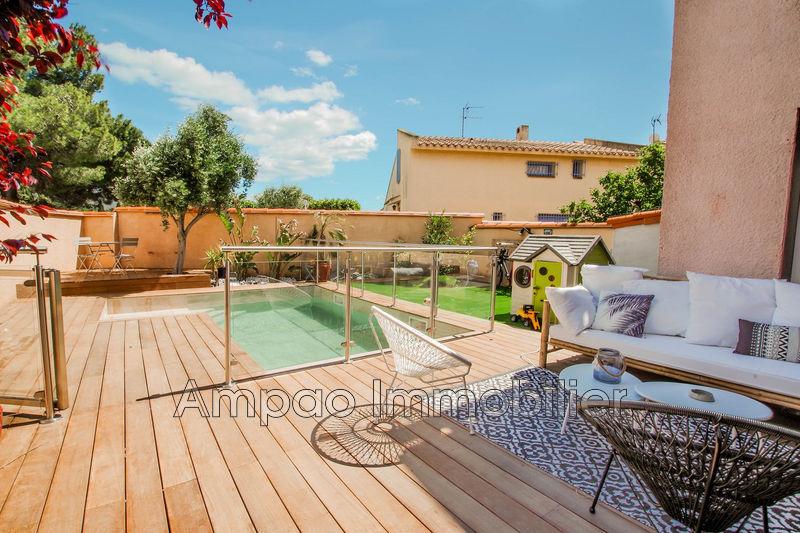 Photo Maison contemporaine Canet-en-Roussillon Village,   achat maison contemporaine  4 chambres   110m²