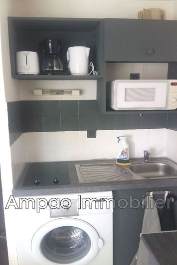 Photo n°2 - Vente appartement Canet-en-Roussillon 66140 - 92 400 €