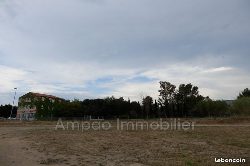 Photo Terrain Cabestany Bord de ville,   achat terrain   5300m²