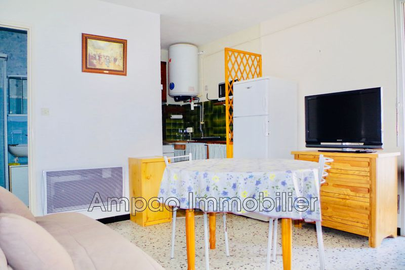 Photo Apartment Canet-en-Roussillon   to buy apartment  2 room   24 m²