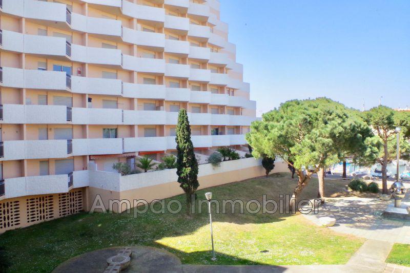 Photo Appartement Canet-en-Roussillon   achat appartement  2 pièces   24m²