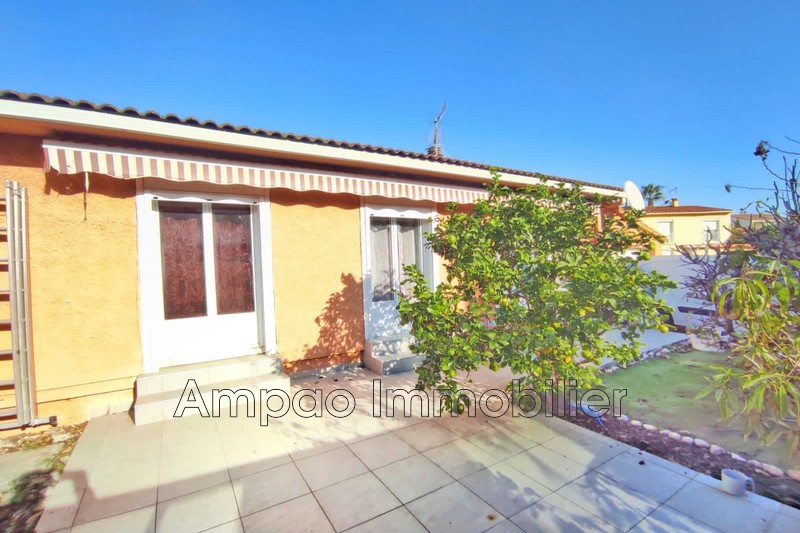 Photo House Canet-en-Roussillon Proche plages,   to buy house  4 bedroom   120 m²