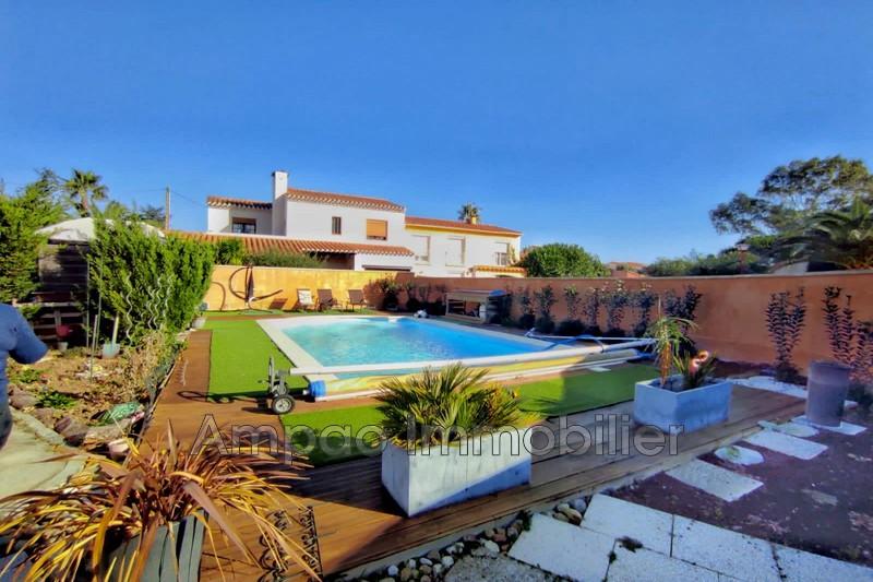 Photo Maison Canet-en-Roussillon Proche plages,   achat maison  4 chambres   120m²