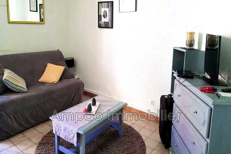 Photo Apartment Canet-en-Roussillon   to buy apartment  2 room   30 m²