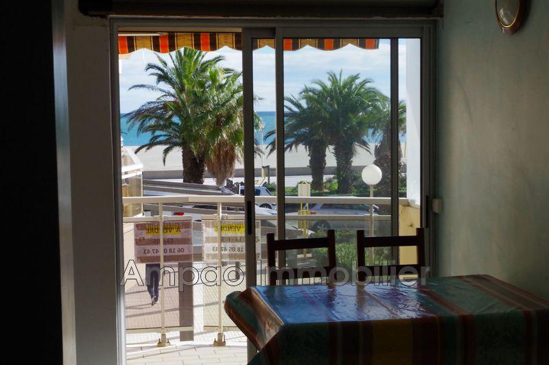 Photo Appartement Canet-en-Roussillon Front de mer,   achat appartement  3 pièces   59m²