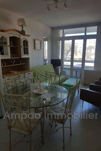 Photo n°2 - Vente appartement Canet-en-Roussillon 66140 - 103 000 €