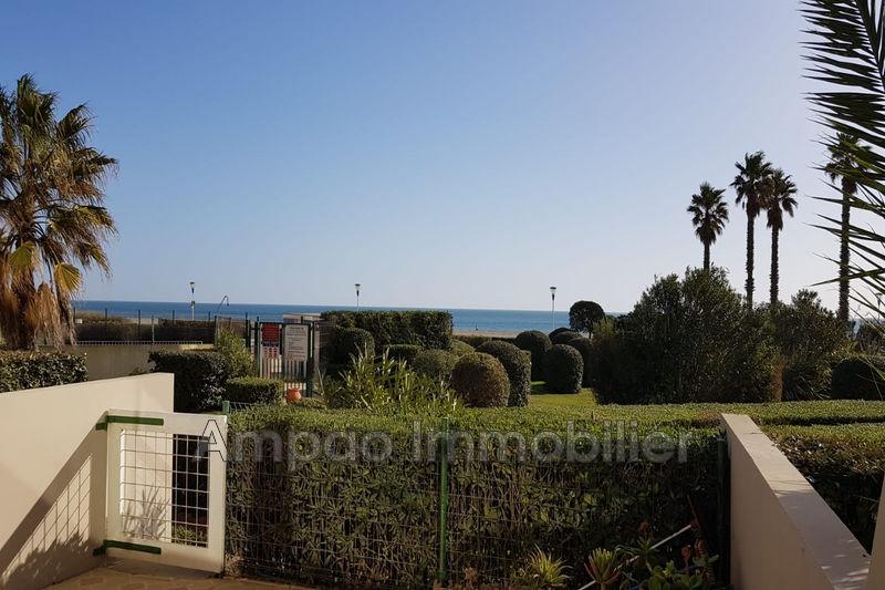 Photo Appartement Canet-en-Roussillon Bord de mer,   achat appartement  2 pièces   38m²