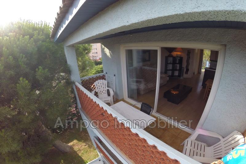 Photo n°7 - Vente appartement Canet-en-Roussillon 66140 - 98 000 €