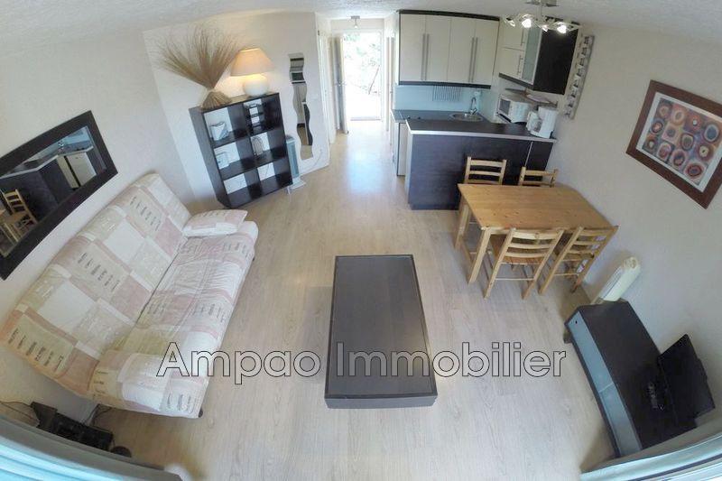 Photo n°2 - Vente appartement Canet-en-Roussillon 66140 - 98 000 €