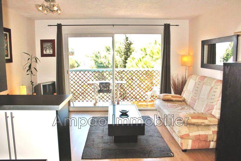 Photo Appartement Canet-en-Roussillon Proche plages,   achat appartement  2 pièces   31m²