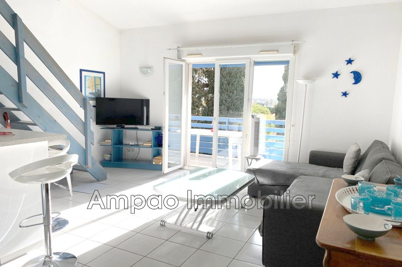 Photo Apartment Canet-en-Roussillon Proche plages,   to buy apartment  2 room   40 m²