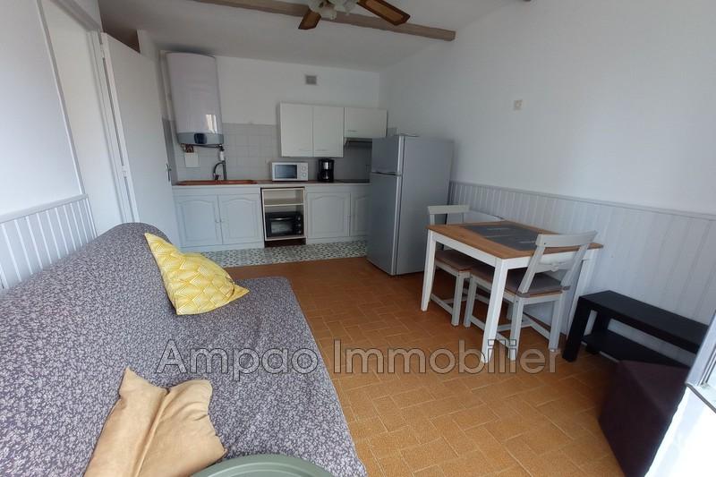 Photo Appartement Canet-en-Roussillon Front de mer,   achat appartement  2 pièces   25m²