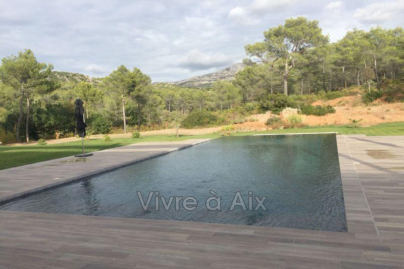 Photo n°3 - Location maison contemporaine Le Tholonet 13100 - 6 900 €