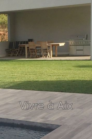 Photo n°6 - Location maison contemporaine Le Tholonet 13100 - 6 900 €