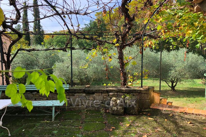 Photo n°4 - Location maison de campagne Le Tholonet 13100 - 1 300 €