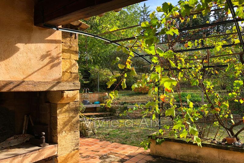 Photo n°5 - Location maison de campagne Le Tholonet 13100 - 1 300 €