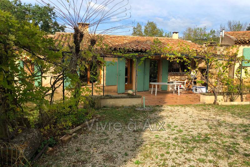 Photo n°2 - Location maison de campagne Le Tholonet 13100 - 1 300 €