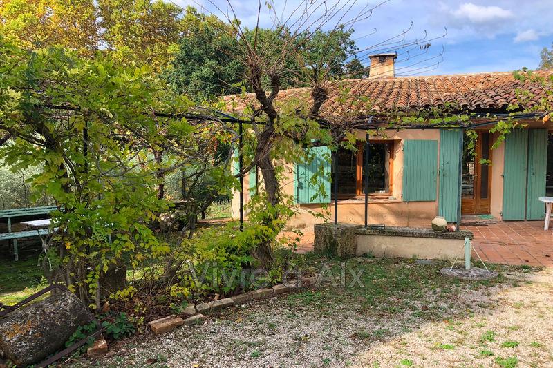 Photo n°3 - Location maison de campagne Le Tholonet 13100 - 1 300 €