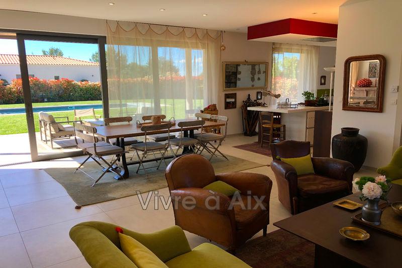 Photo n°8 - Vente maison contemporaine Aix-en-Provence 13100 - 1 120 000 €