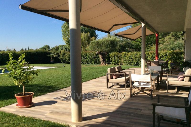 Photo n°2 - Vente maison contemporaine Aix-en-Provence 13100 - 1 120 000 €