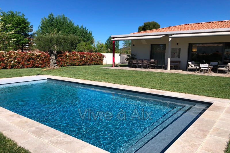 Photo n°3 - Vente maison contemporaine Aix-en-Provence 13100 - 1 120 000 €