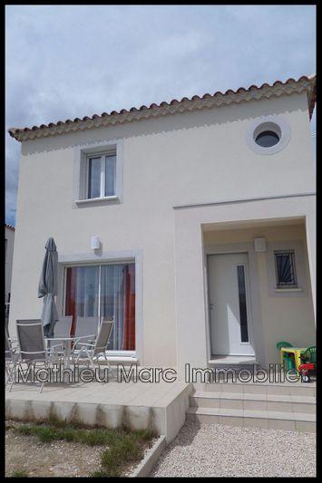 Photo n°2 - Vente Maison villa Calvisson 30420 - 250 000 €