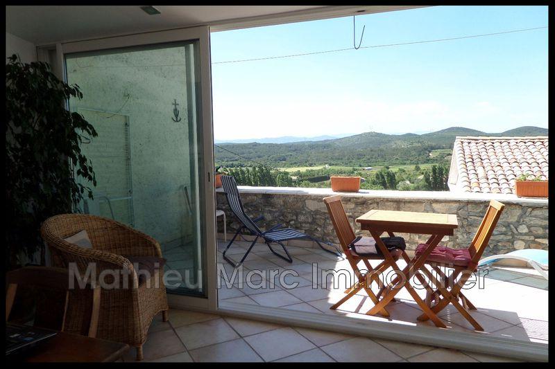 Photo n°1 - Vente maison de village Montpezat 30730 - 235 000 €