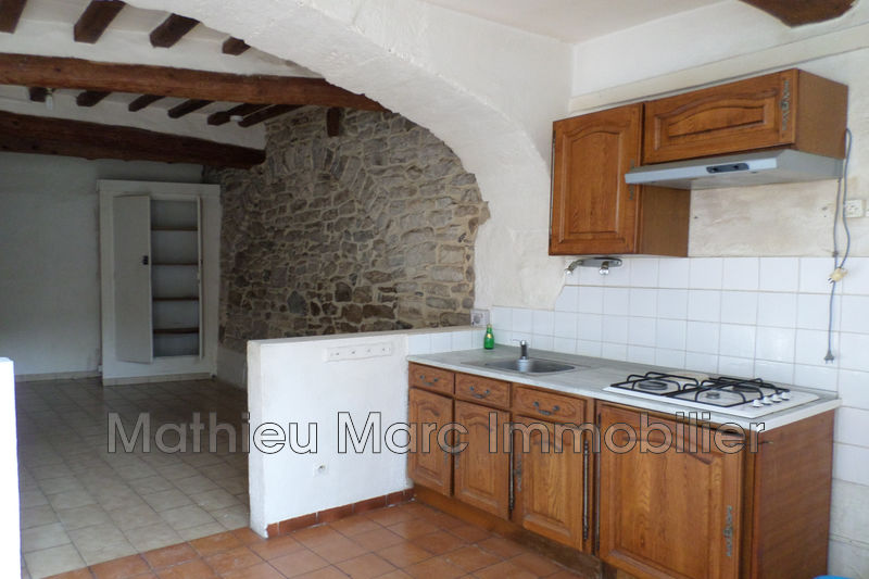 Photo n°1 - Vente maison en pierre Calvisson 30420 - 168 000 €