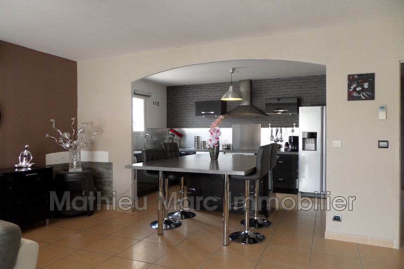 Photo n°2 - Vente Maison villa Calvisson 30420 - 252 000 €