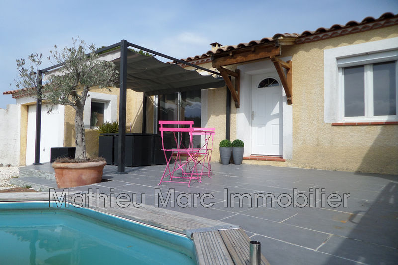 Photo n°1 - Vente Maison villa Calvisson 30420 - 252 000 €