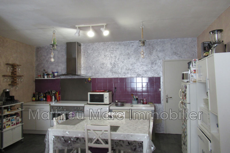 Photo n°3 - Vente maison en pierre Calvisson 30420 - 147 000 €