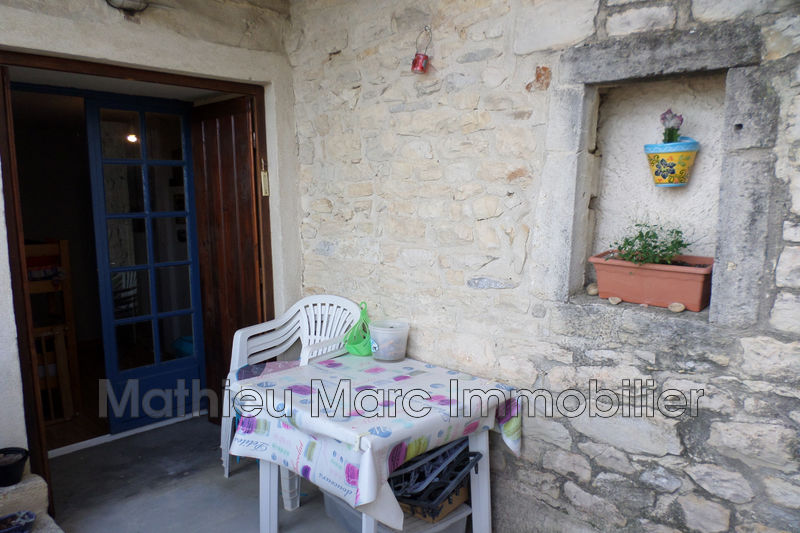 Photo n°1 - Vente maison en pierre Calvisson 30420 - 147 000 €