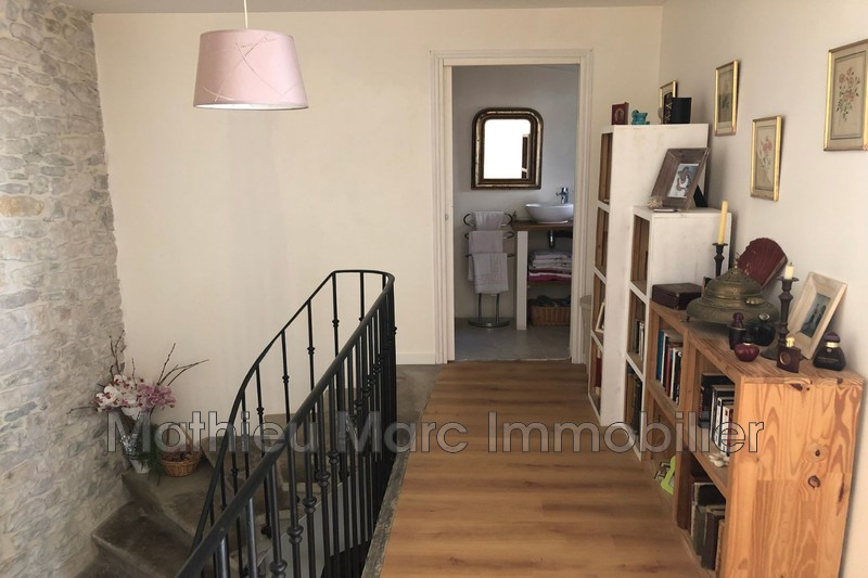 Photo n°7 - Vente maison en pierre Calvisson 30420 - 230 000 €