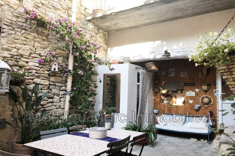 Photo n°3 - Vente maison en pierre Calvisson 30420 - 230 000 €
