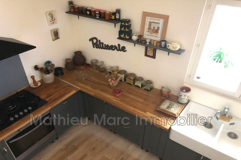 Photo n°5 - Vente maison en pierre Calvisson 30420 - 230 000 €
