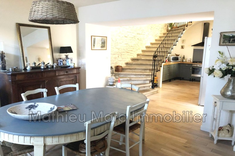 Photo n°1 - Vente maison en pierre Calvisson 30420 - 230 000 €