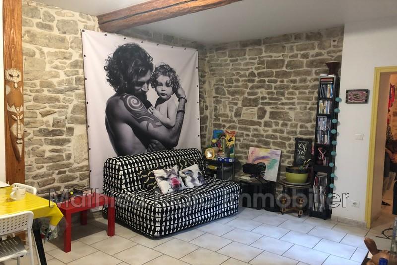 Photo n°2 - Vente maison en pierre Calvisson 30420 - 230 000 €