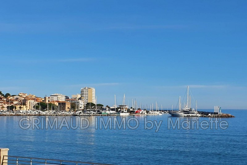 Photo n°1 - Vente appartement Sainte-Maxime 83120 - 720 000 €