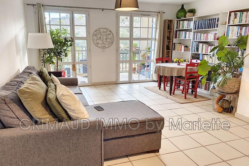 Photo n°1 - Vente appartement Grimaud 83310 - 329 000 €