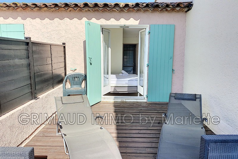 Photo n°2 - Vente appartement Grimaud 83310 - 265 000 €