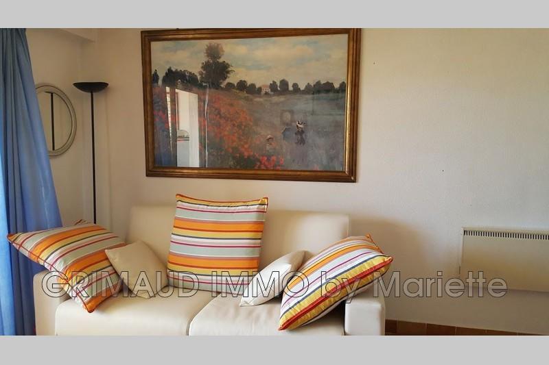 Photo n°2 - Vente appartement PORT-GRIMAUD 83310 - 350 000 €
